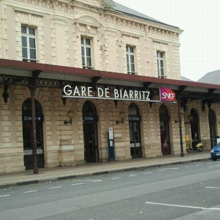 immo gare biarritz